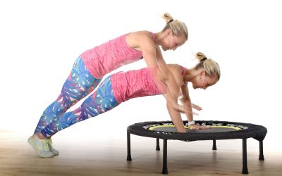 GO JUMP! BOUNCE YOUR WAY TO A TONED HEALTHY BODY